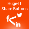 share buttons logo