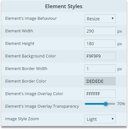 Gallery-Element-Styles