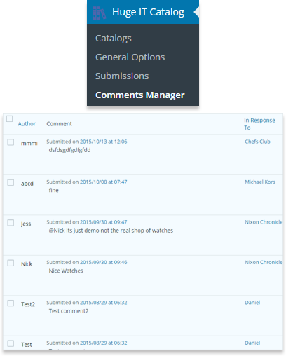 wp-catalog-comments-manager