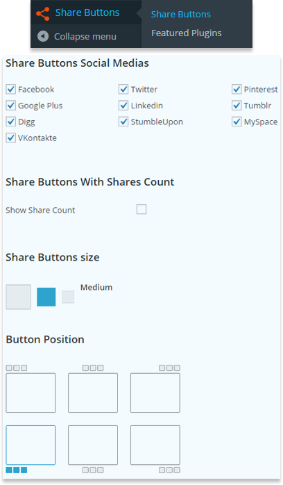 wp-share-buttons-costumization-options