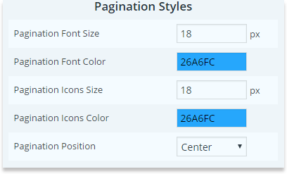 wp-video-gallery-general-options-justified-pagination-styles