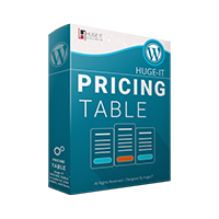 pricing table builder