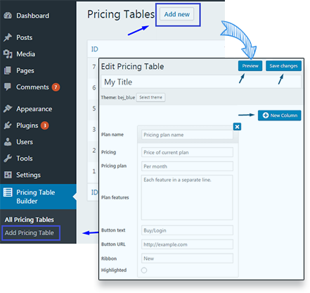wp-pricing-table-creating-price-table