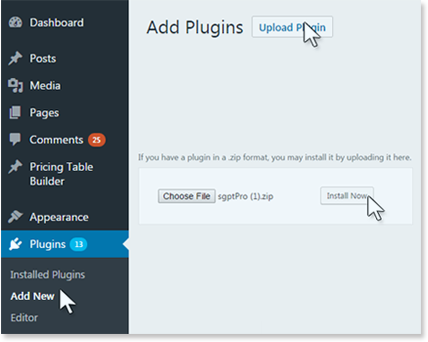 wp-pricing-table-instal