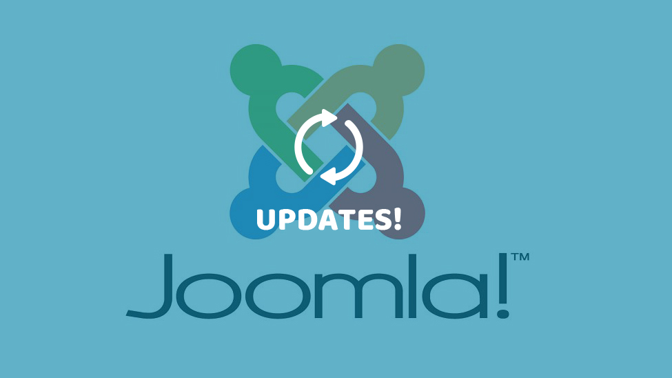 Joomla Plugin Updates Image