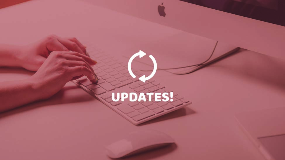 Weekly Updates Report from Huge-IT